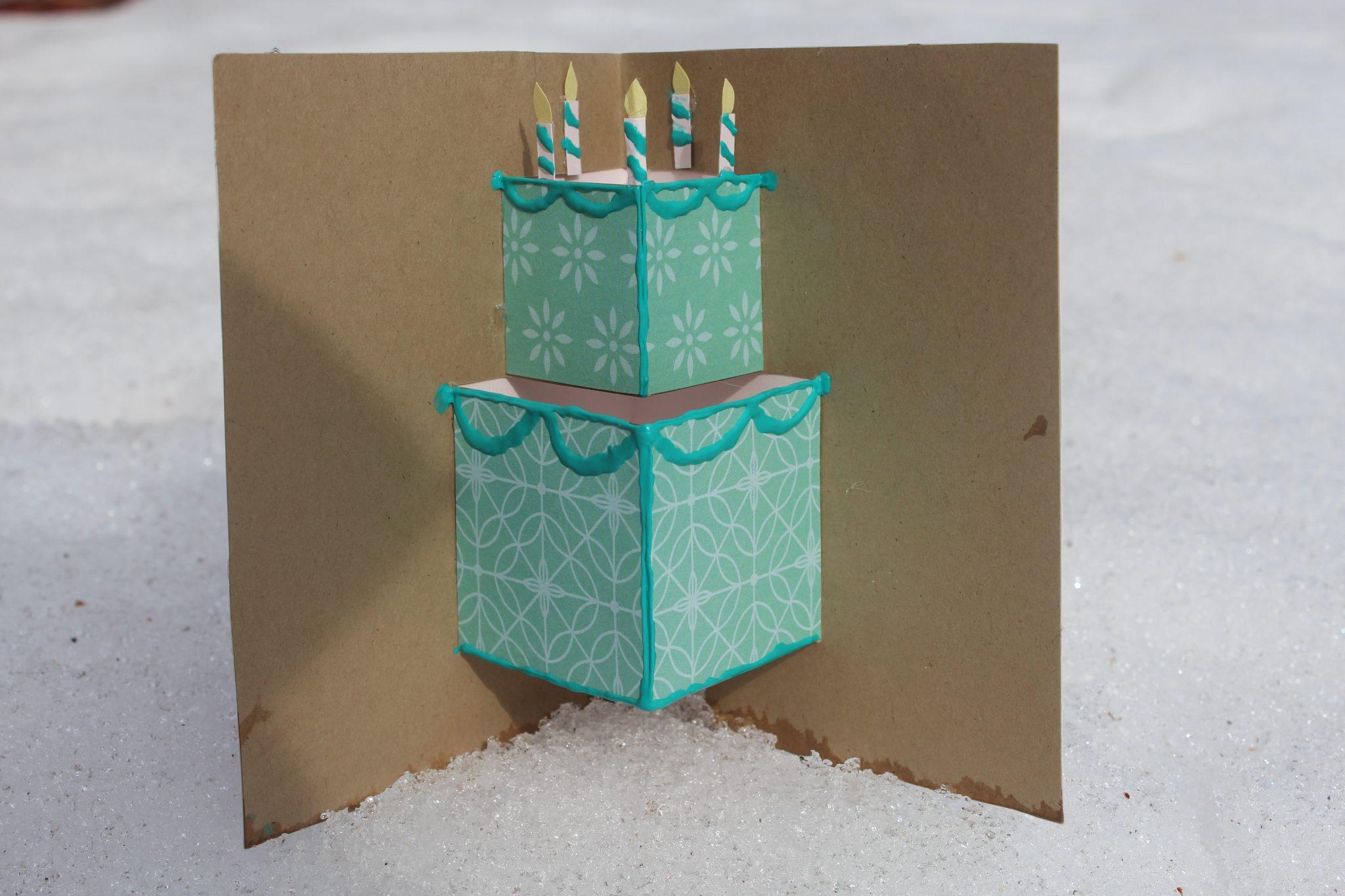 Fabulous Simple Pop Up Birthday Card Essyjae Funny Birthday Cards Online Fluifree Goldxyz