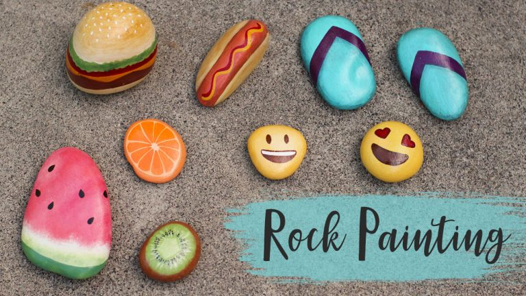 5 rock painting ideas